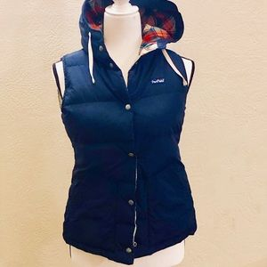 Penfield down puffy vest
